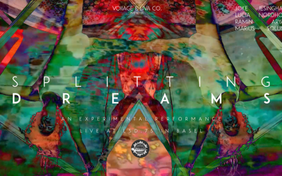 Splitting Dreams live at LSD.75